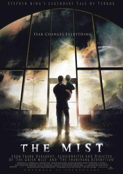 Affiche The Mist