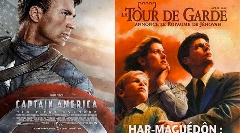 captain america vs jehovah