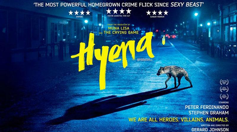 affiche du film hyena