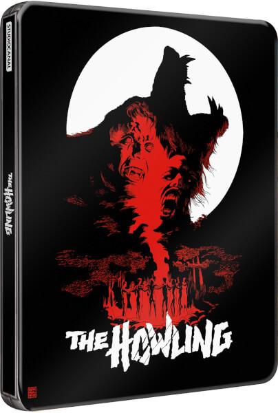 blu ray 4k the howling