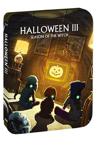 Blu-Ray 4k Halloween 3
