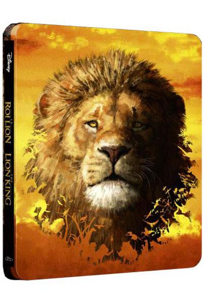 Blu-Ray 4k Le Roi Lion