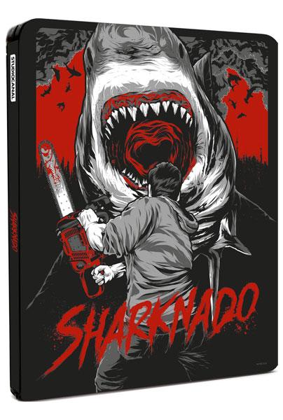 Blu-Ray 4k Sharknado