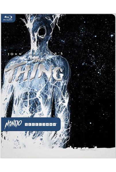 Blu-Ray 4k The Thing
