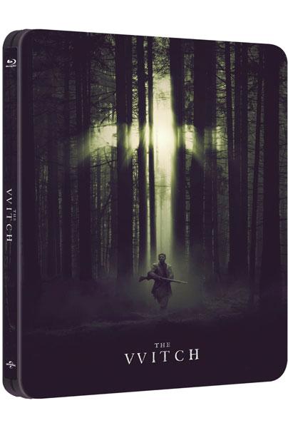 Blu-Ray 4k The Witch