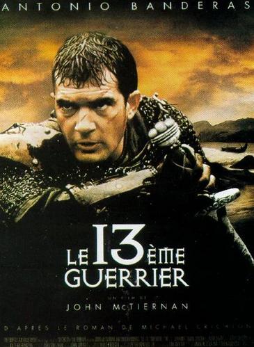 affiche 13e guerrier