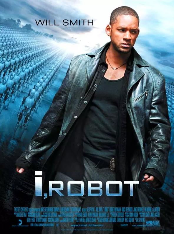 affiche i, robots les belles affiches